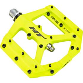 HT Evo-Mag ME03 Pédales, neon yellow